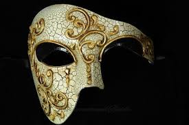 masquerade mask men the party of the millennium