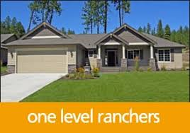 one level homes build custom homes in spokane and coeur d alene