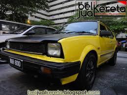 kereta honda civic membeli dan menjual kereta lama honda civic second generation 2