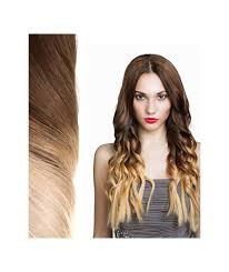 ombre hair extensions 25 microring extensions tie dye ombré russian hair best quality