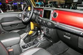 2018 jeep wrangler interior fully revealed ten things you need to know about the jl 2018 jeep wrangler with
