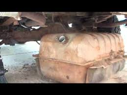 94 ford f150 mpg 1979 ford bronco gas tank removal and install