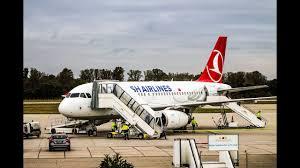Karlsruhe Baden Turkish Airlines Airbus A319 Tc Jlp At Karlsruhe Baden Baden
