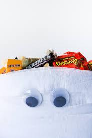 quick diy mummy halloween candy bowl salty canary