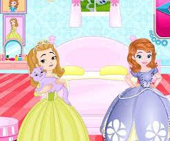 jeux d馗oration de chambre jeux de deco de chambre jeu decoration chambre de sofia et