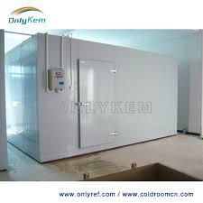 prix de chambre froide abattoir mobile stockage de chambre froide congélateur pour la