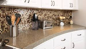 granite countertop white cabinets green walls clearance tile