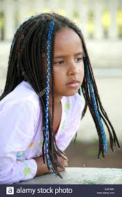 hair cute for 6 year old girls a 6 year old girl of african ancestry with braided hair has a