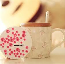 starbucks coffee red ceramic to go cup mini ornament mugs new