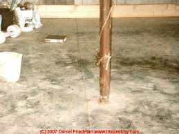 questions answers about cracks in poured concrete slabs floors