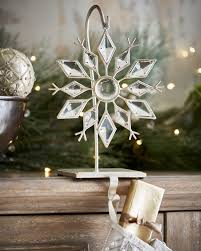 26 best christmas stocking holders stylish christmas decorations