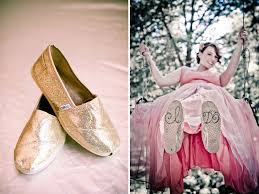 wedding shoes toms real wedding keven pieter s whimsical fairytale wedding