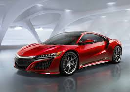 2016 acura nsx review specs and release date the performance its