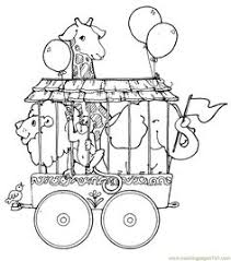 clown coloring pages circus coloring pages circus