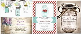jar wedding invitations jars shower invitations 2013 popular wedding trends