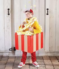 Popcorn Halloween Costume Halloween Cute Popcorn Boy Costume
