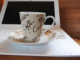 free images notebook white saucer ceramic drink espresso
