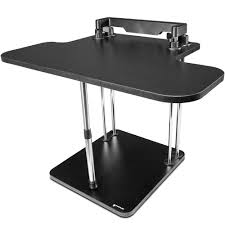 titan deluxe adjustable height standing desk conversion kit