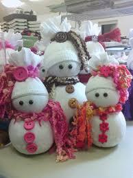149 best loisirs créatifs snowmen images on sock