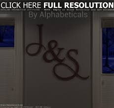 home decor initials letters best decoration ideas for you