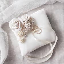 wedding ring holder ring holder ring bearer pillow wedding ring box shabby chic