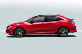 honda civic coupe 2017 new 2017 honda civic hatchback officially unveiled by car magazine