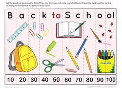 kindergarten counting u0026 numbers worksheets u0026 free printables page