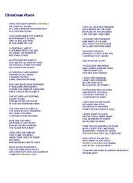 christmas poems and quotes poems famous poems wrote many love