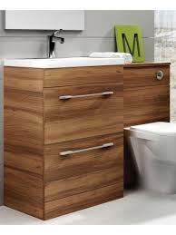 Bathroom Furniture Walnut by Floor Standing Vanity Units Bathroom Furniture Walnut