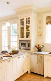Southern Living Idea House Breakfast Area Built In Cabinet With - Built in cabinets for kitchen