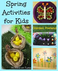 The Ultimate Guide To Spring by The Ultimate Guide To Spring Activities For Kids And Mom U0027s Library