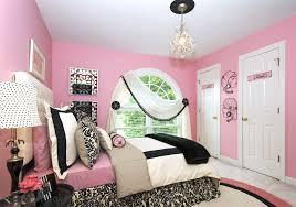 cute tween bedroom ideas drum shape standing lamp tropical style