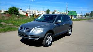 2003 volkswagen touareg start up engine and in depth tour