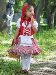 dorothy halloween costumes for kids little red riding hood costume fall pinterest red riding