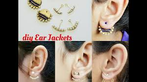 studs for ears how to make back stud earrings sided ear studs ear cuff