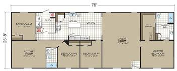 floor plans diamond 2880 201 manufactured and modular homes