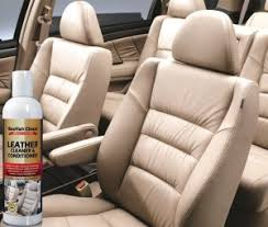 Leather Upholstery Cleaners Best Auto Interior Cleaning Products For Leather Fabric U0026 Vinyl