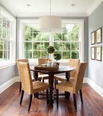 Nook Dining Room Table Breakfast Nook Traditional Dining Room San Francisco By