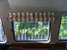 Van Window Curtains Window Curtains For Vans Extraordinary Curtain Vauxhall Vivaro Kit
