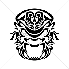 gorilla tattoo design vector image 1435566 stockunlimited