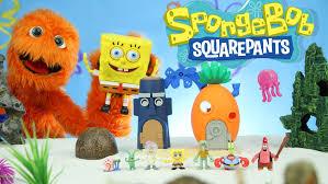 play doh plankton spongebob squarepants imaginext playset toys