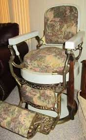 Old Barber Chair Antique Barber Chairs
