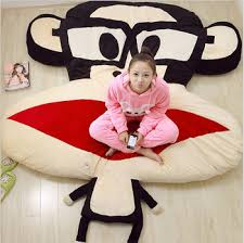 Giant Totoro Bed Toys Totoro Children Big Plush Toy Christmas Gift Giant Stuffed