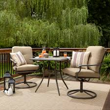 Albertsons Patio Set by Outdoor Bistro Sets Sears