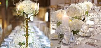 hydrangea wedding centerpieces hydrangea wedding centerpiece