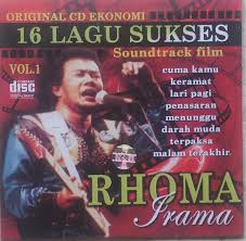 film rhoma irama begadang 2 rhoma irama 16 lagu sukses soundtrack film rhoma irama vol 1 cd