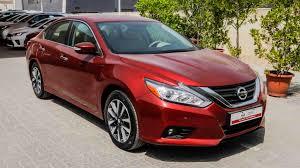 nissan altima yalla motors used nissan altima 2017 car for sale in dubai 741386