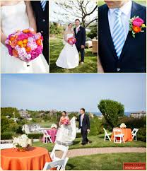 seaside wedding in watch hill rhode island with the catered affair