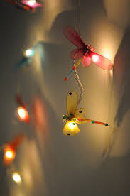 Home Decoration Light 20 X Dragonfly Bead Handmade Kid Room Toy Display Bedroom Light