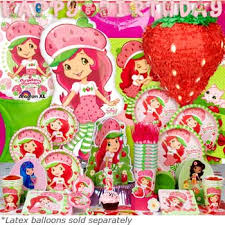 strawberry shortcake party supplies strawberry shortcake party supplies strawberry shortcake